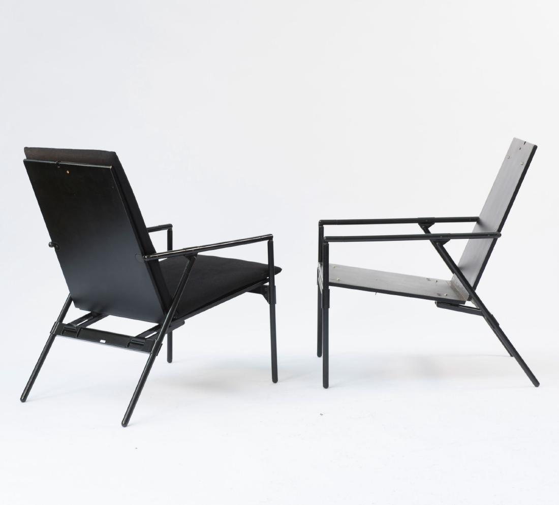 Two 'Nena' folding chairs, 1984 - 2