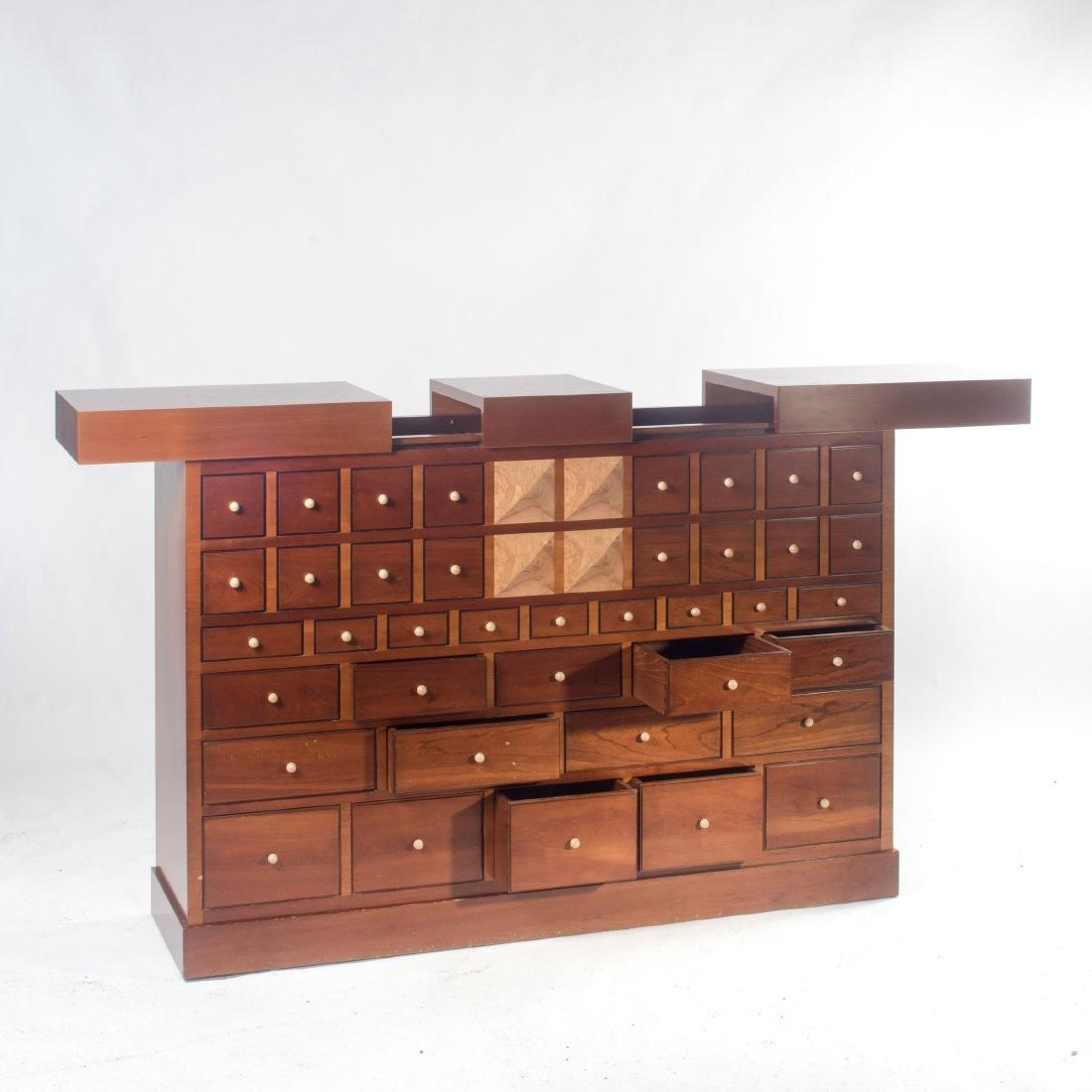 'Sellaro' cabinet, 1980s - 3