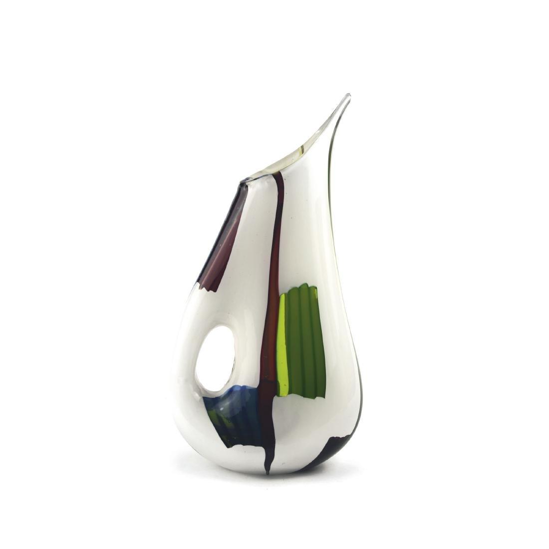 'Bandiere' vase, c1956