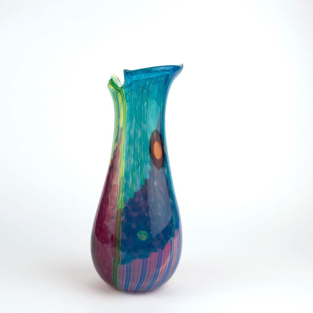 'Murrine' vase, 1958-68 - 2