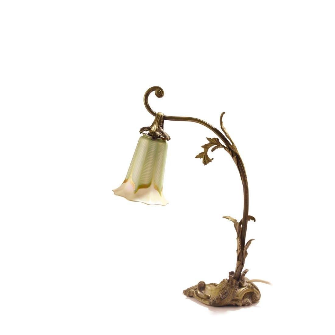 Table light, c1910-15