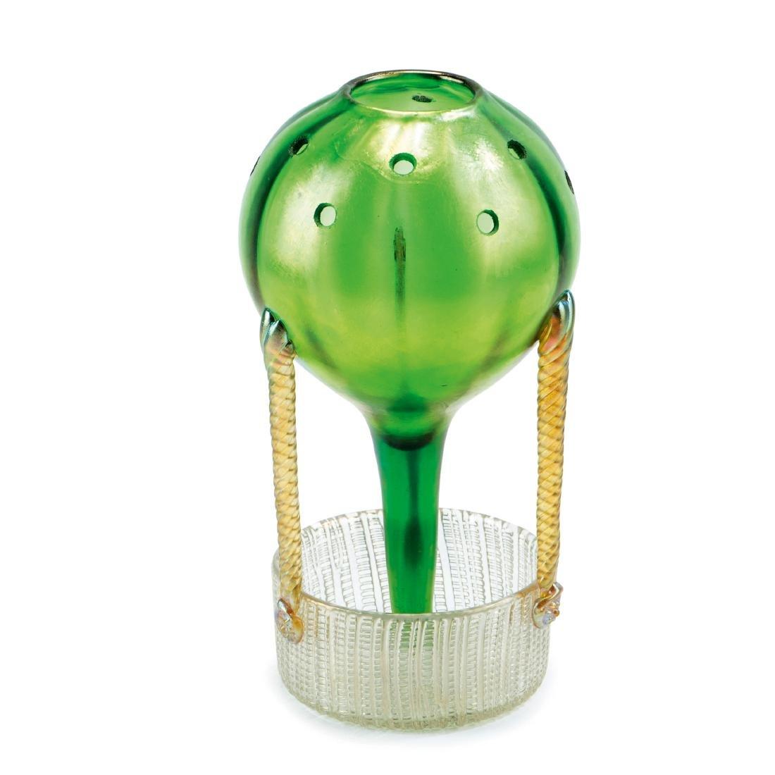 Decorative vase, c1904-10