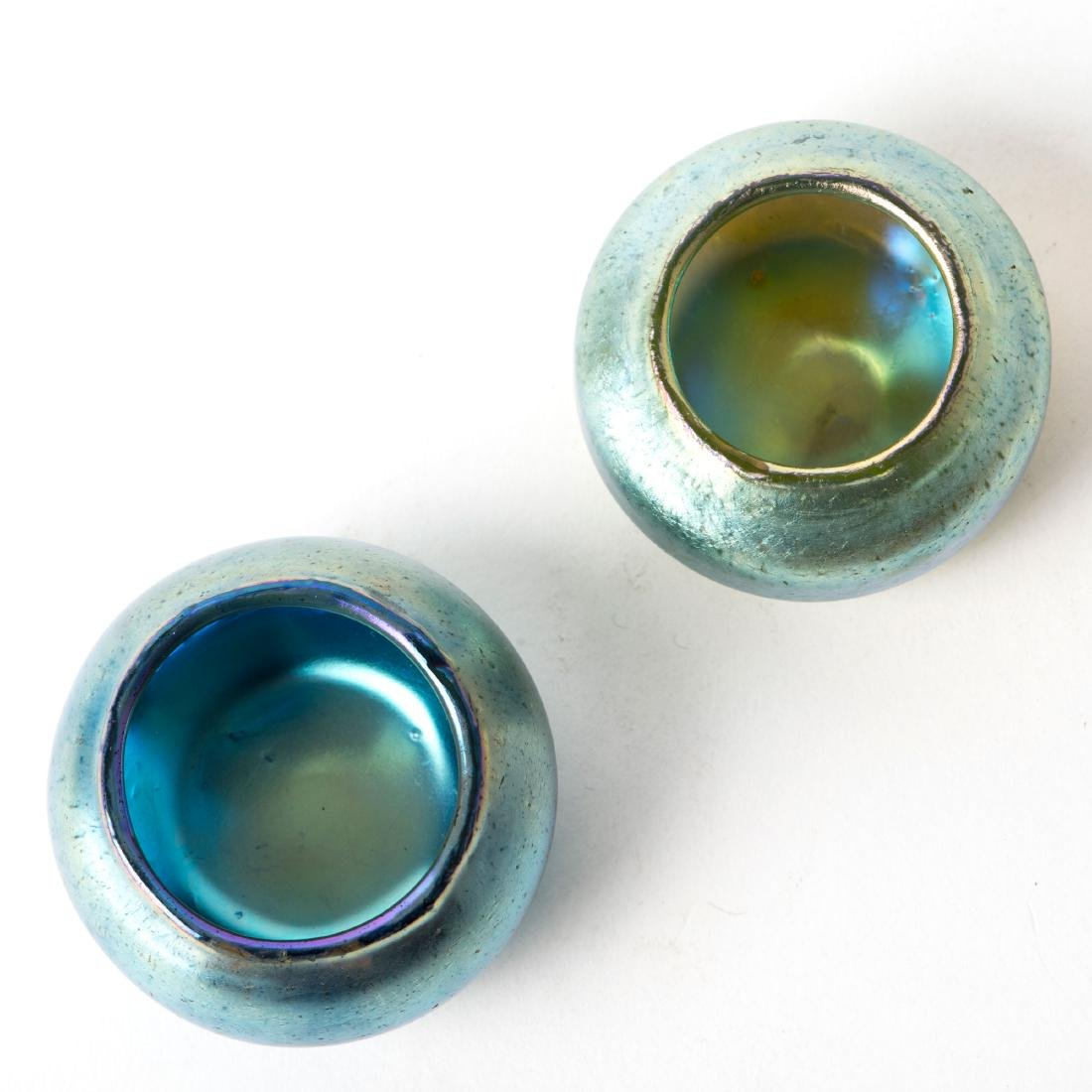 Two miniature bowls, c1908 - 2