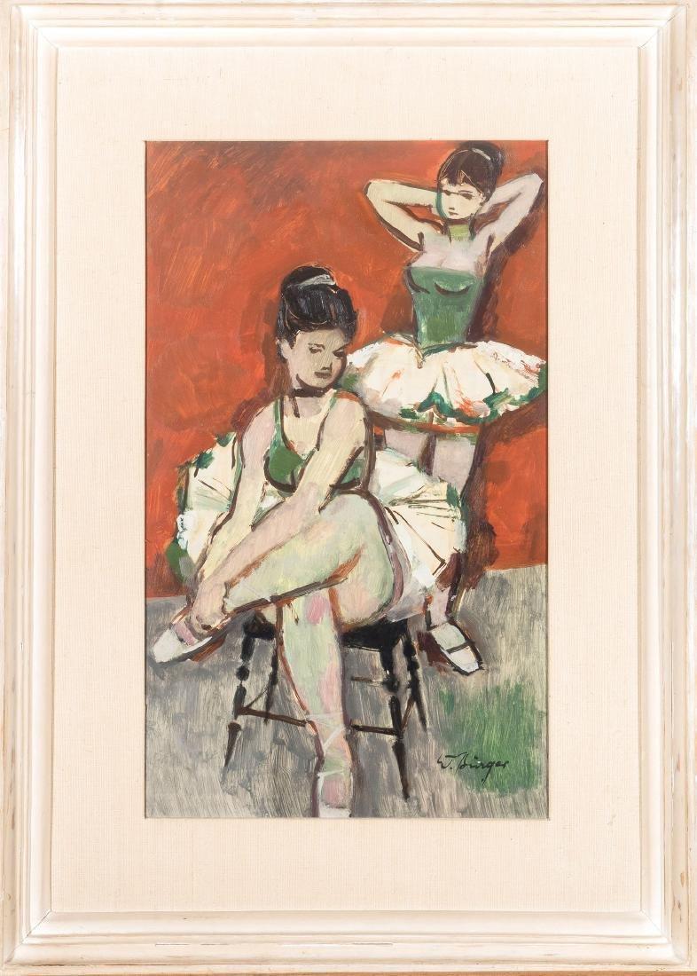 'Dancers', 1950/60s