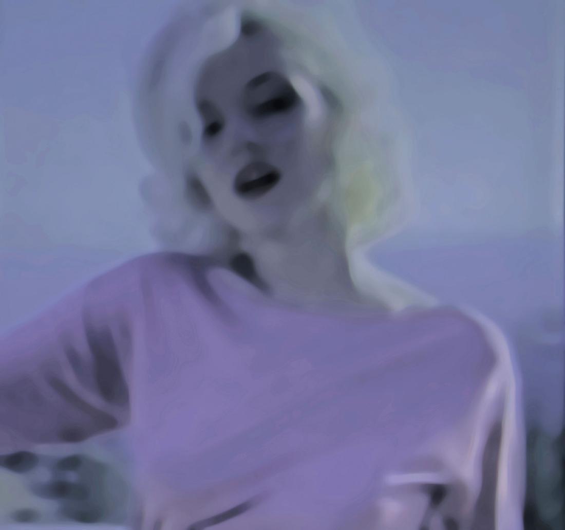 'Marilyn Monroe - Imagine through Desire (rosŽ)', 2010