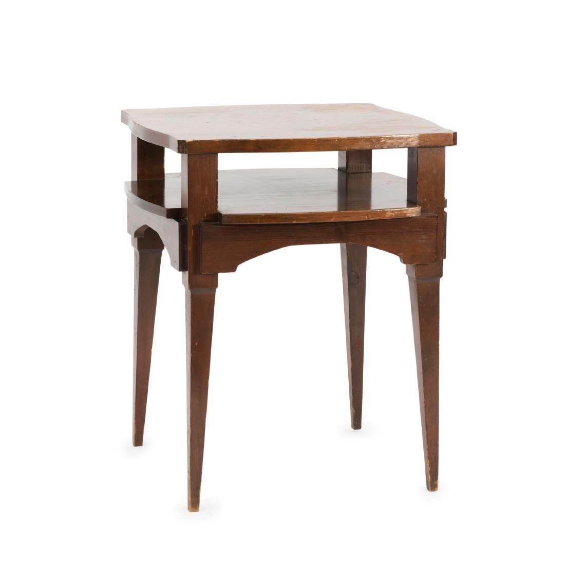 Tea table, c. 1903