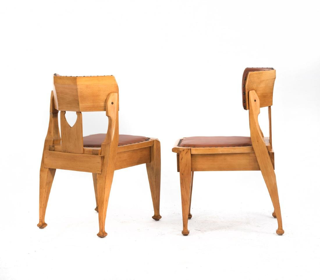 Two side chairs, c. 1903 - 6