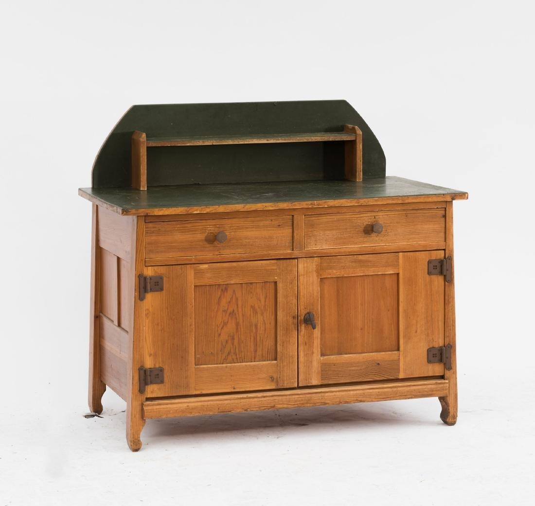 'Interior III' wash stand, 1905 - 5