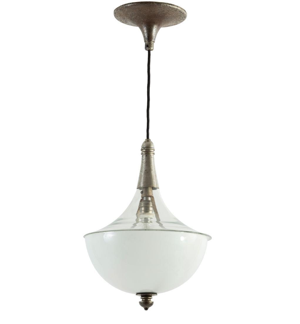 Ceiling light, c. 1910