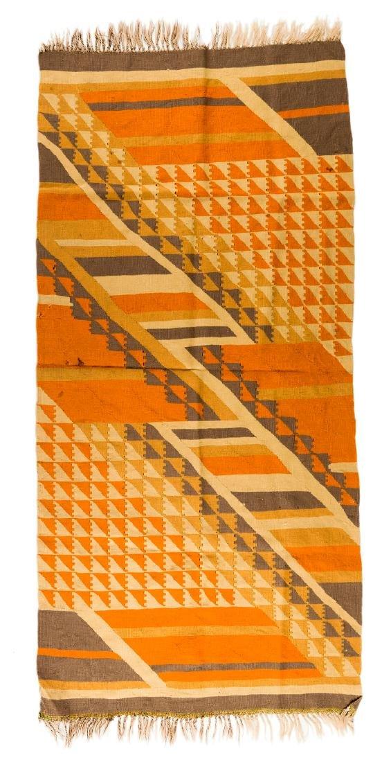 Unique carpet, 1920s