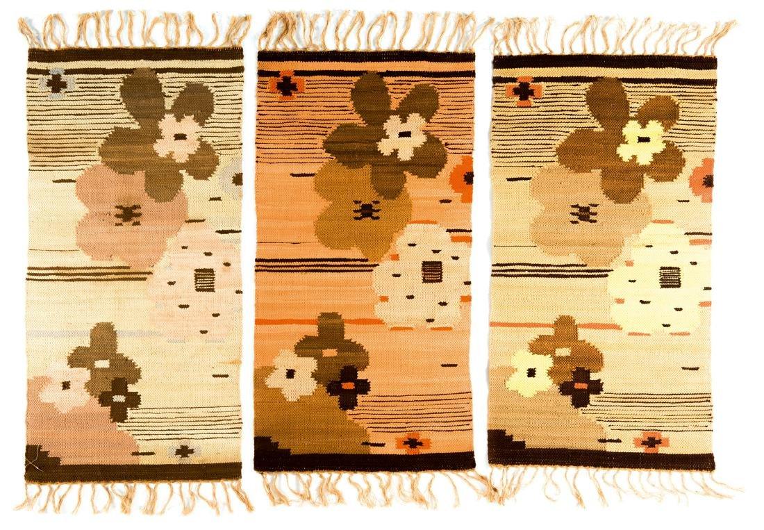Three carpets, 1925-30