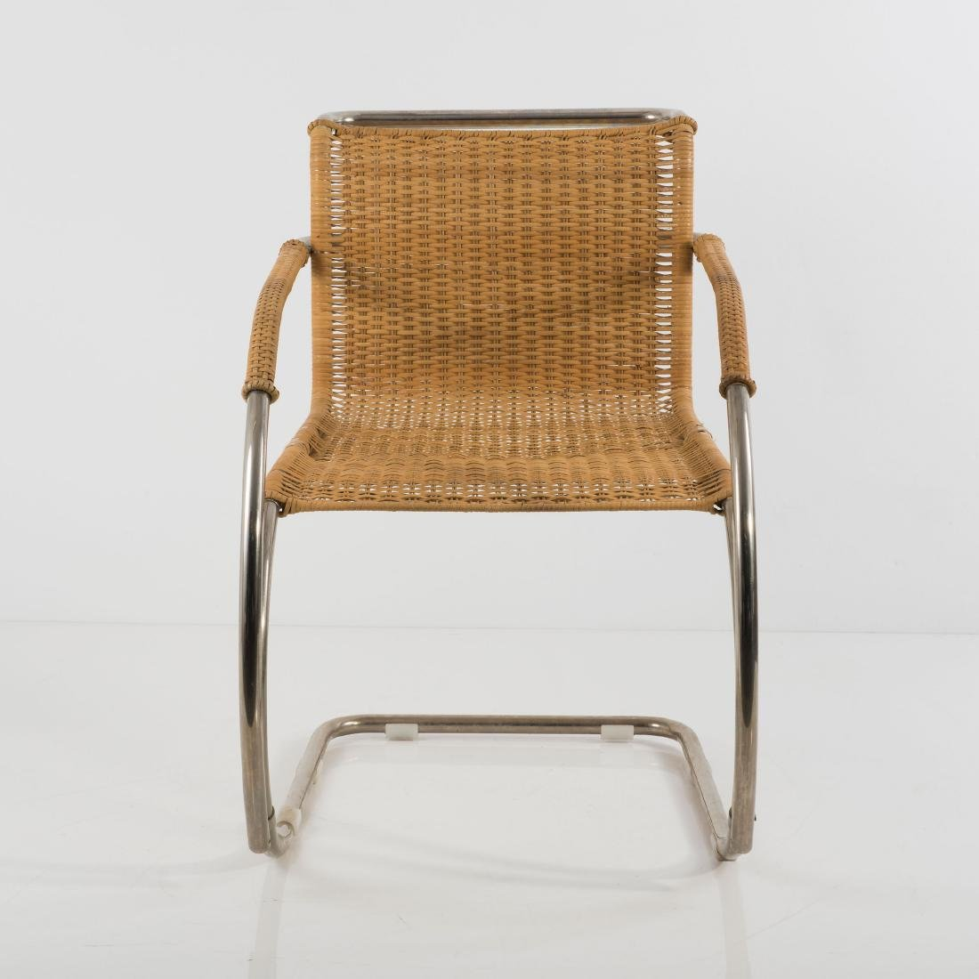'MR 20' armchair, 1927 - 10