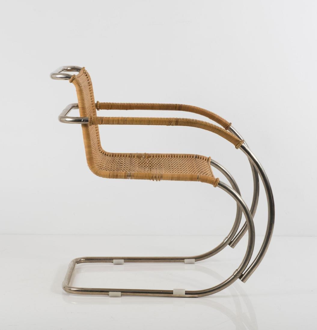 'MR 20' armchair, 1927 - 2