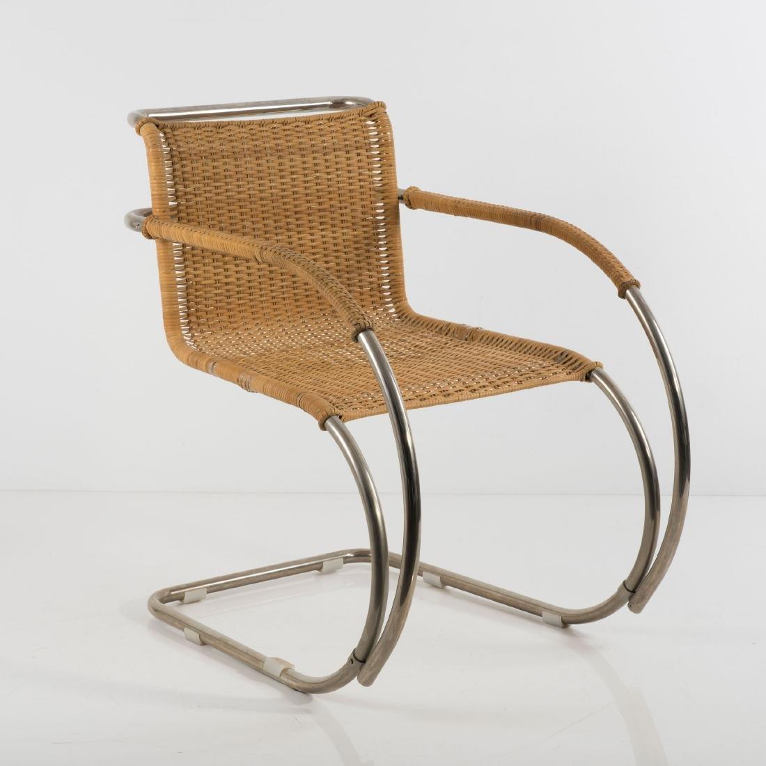 'MR 20' armchair, 1927 - 4