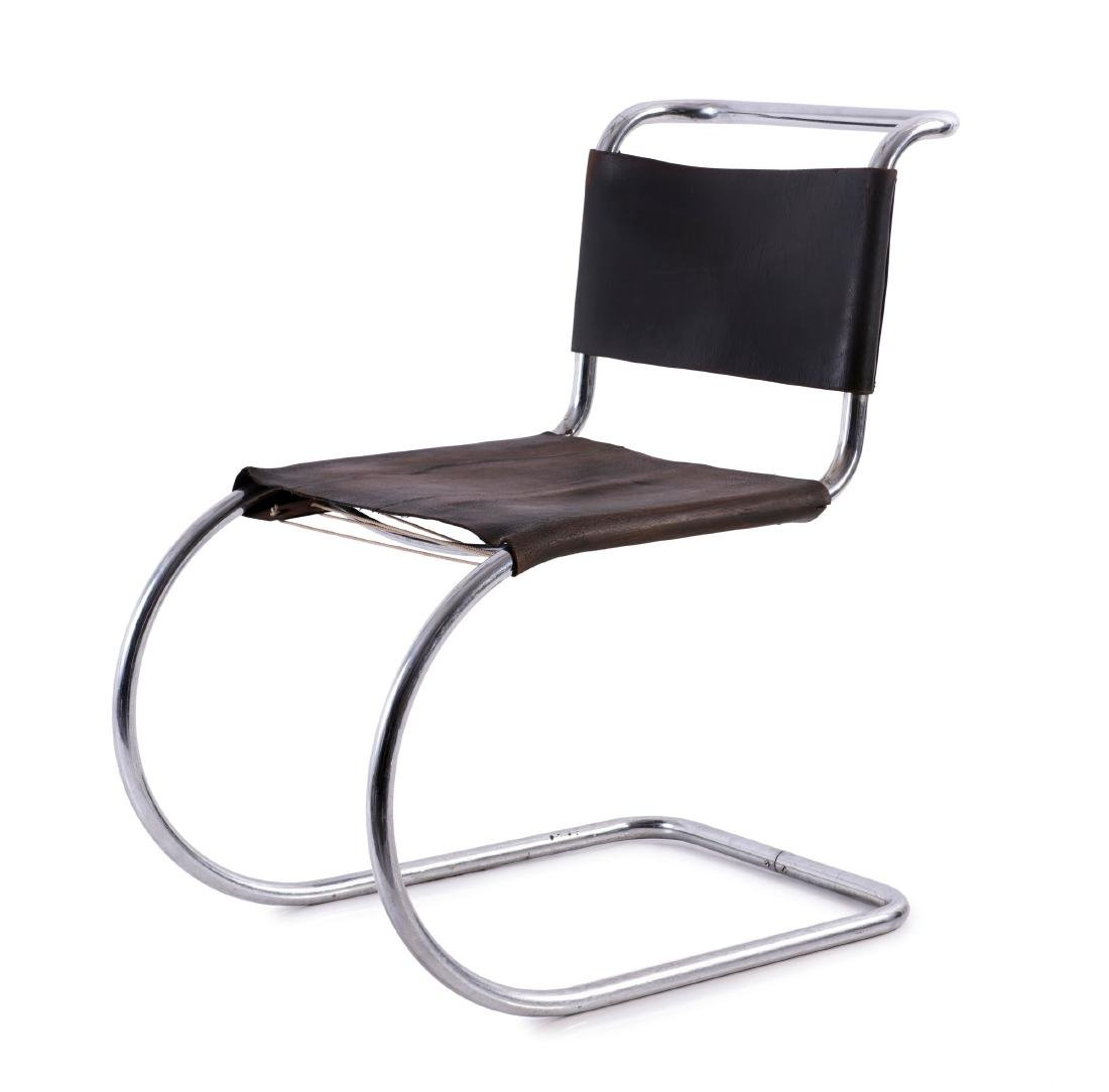 'MR 10' - 'Weissenhof' cantilever chair, 1927