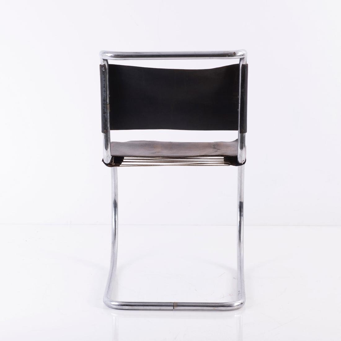 'MR 10' - 'Weissenhof' cantilever chair, 1927 - 3
