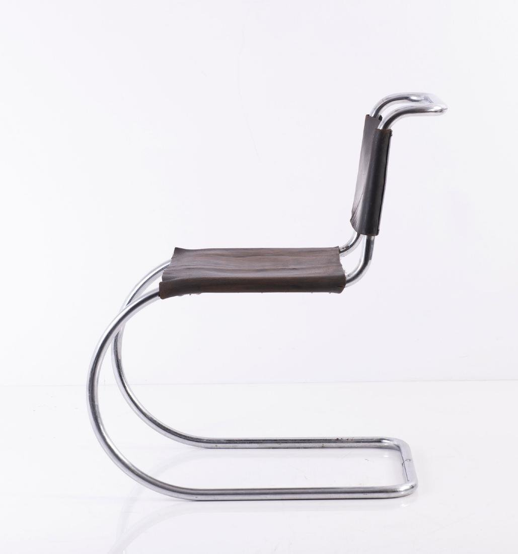 'MR 10' - 'Weissenhof' cantilever chair, 1927 - 5