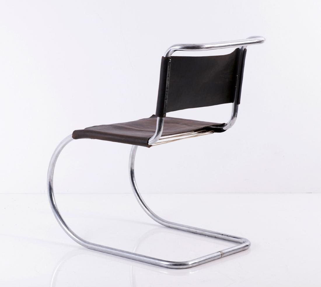 'MR 10' - 'Weissenhof' cantilever chair, 1927 - 7