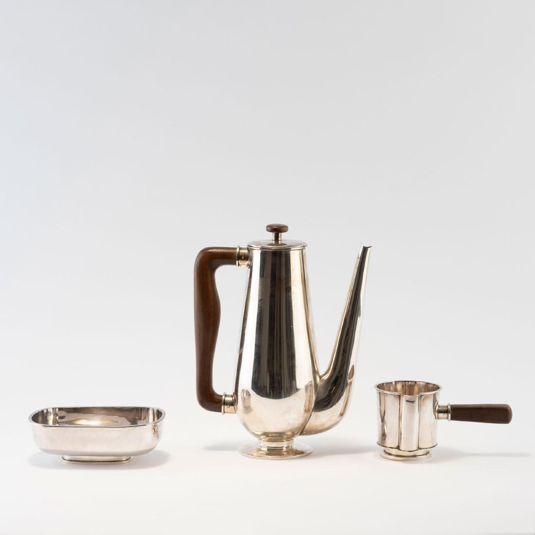 Coffee set, 1927 - 5