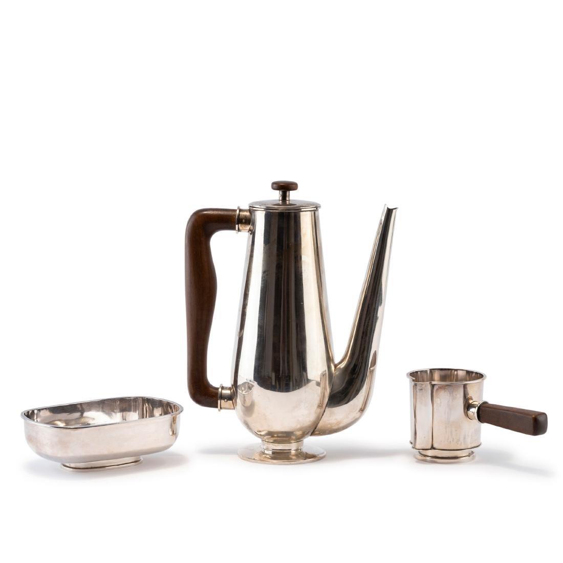 Coffee set, 1927 - 8