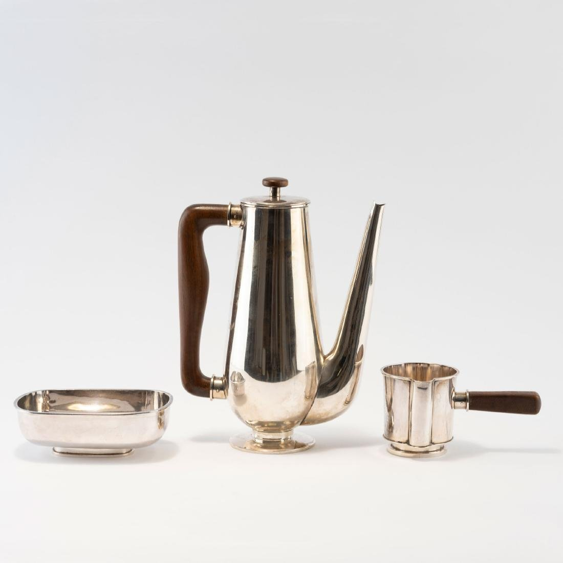 Coffee set, 1927 - 9