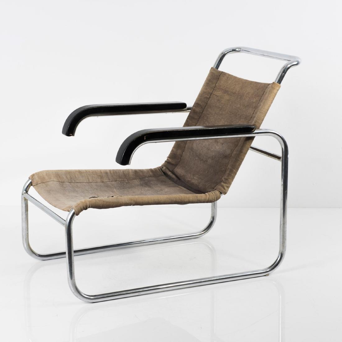 'B 35' armchair, c. 1928/29 - 2