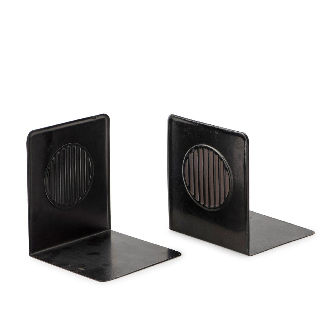 Two bookends, 1929-32