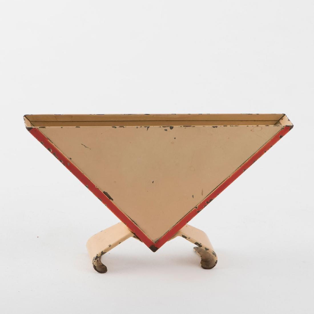 Napkin holder, 1929-32 - 2