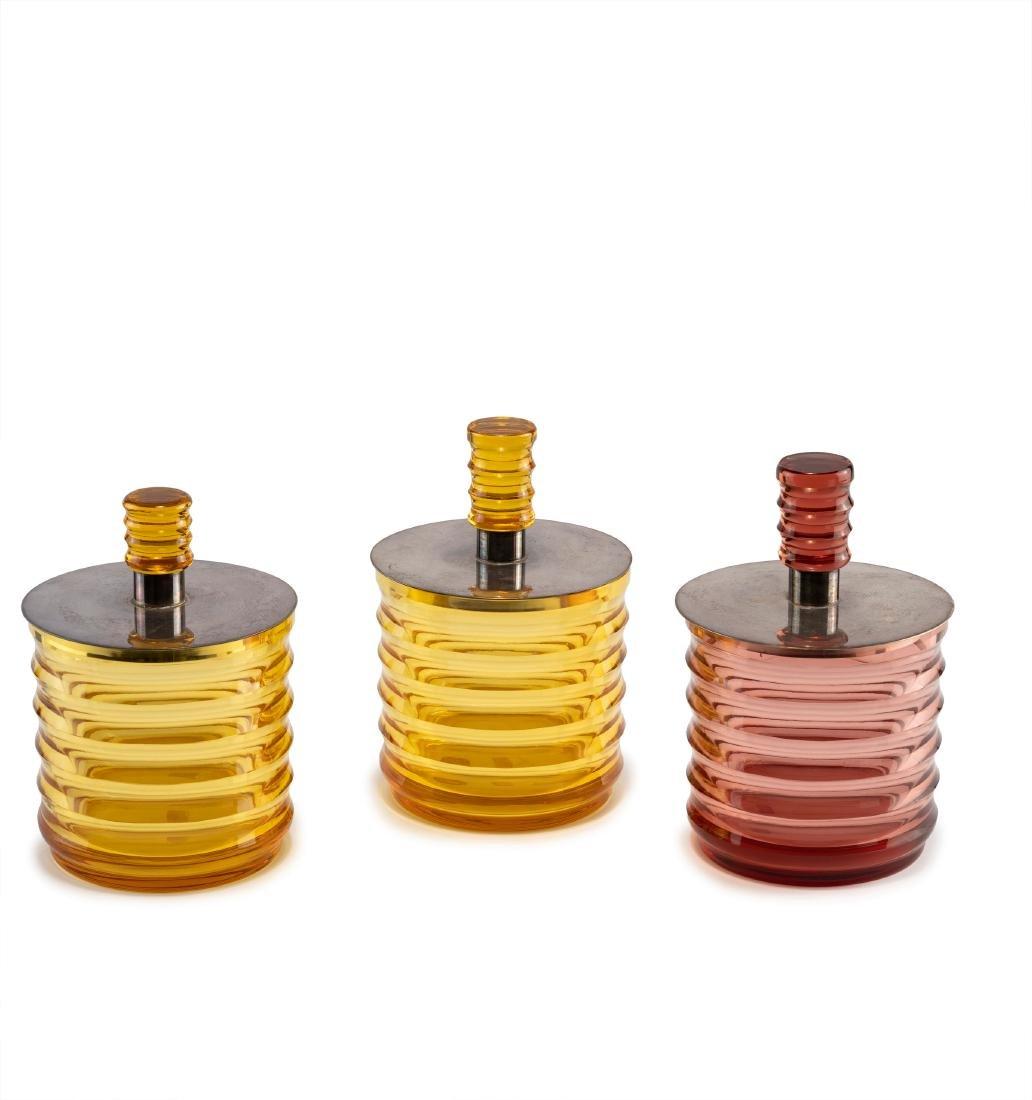 Three jars, 1930s