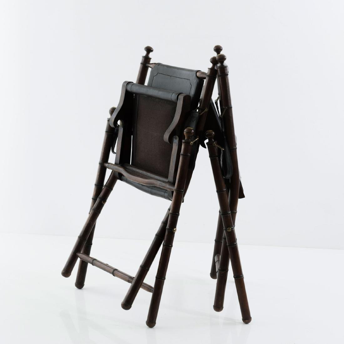 Two folding chairs, 1930/40s - 3