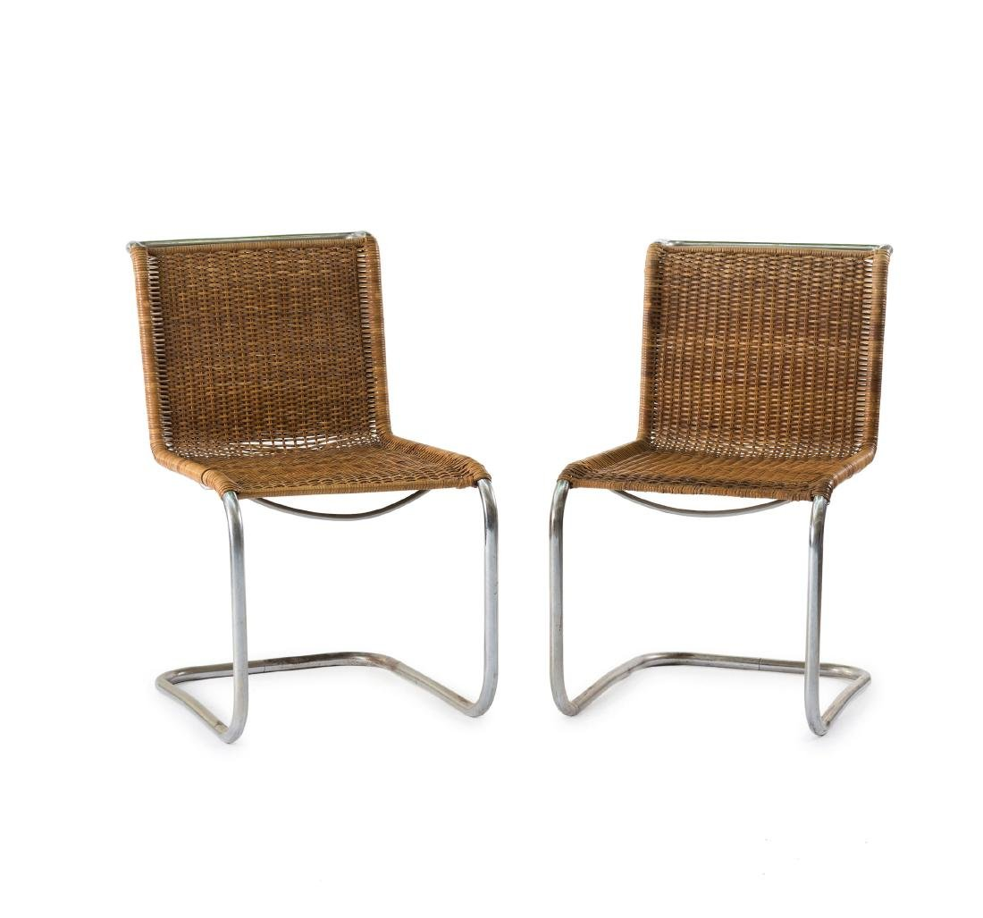 Two 'ST 12g' cantilever chairs, 1931