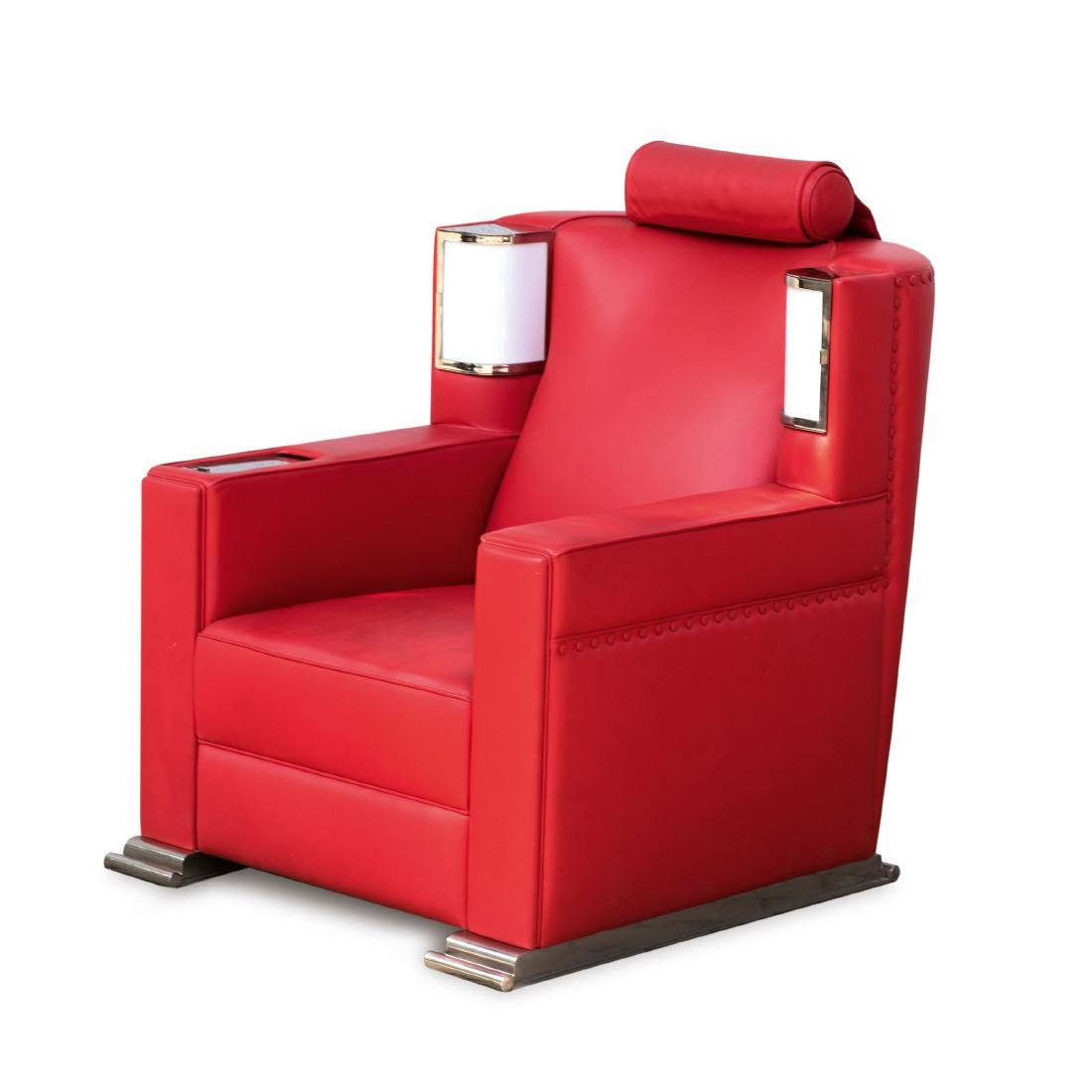 'Red comfortable chair', 1931 - 2