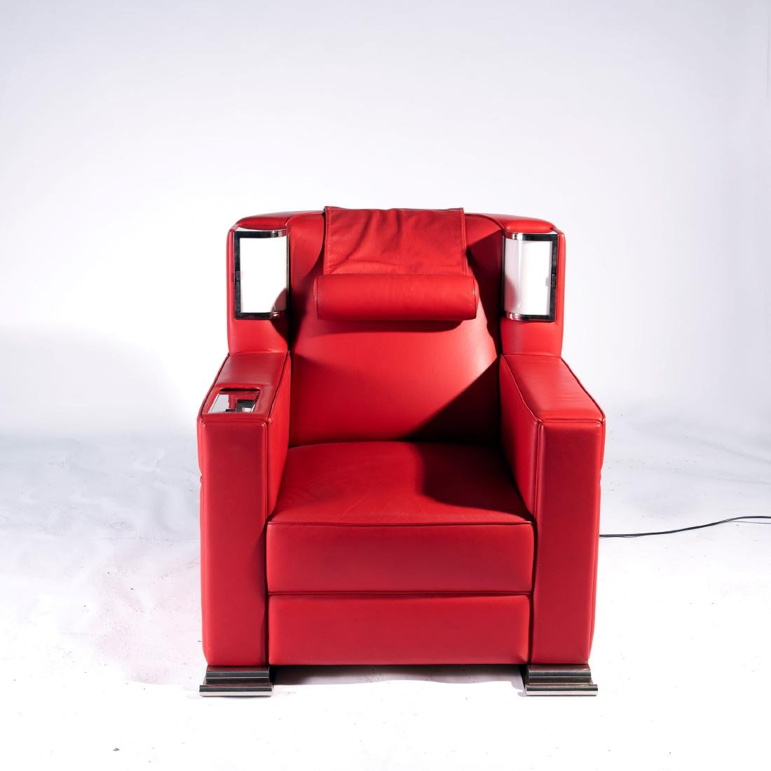'Red comfortable chair', 1931 - 3