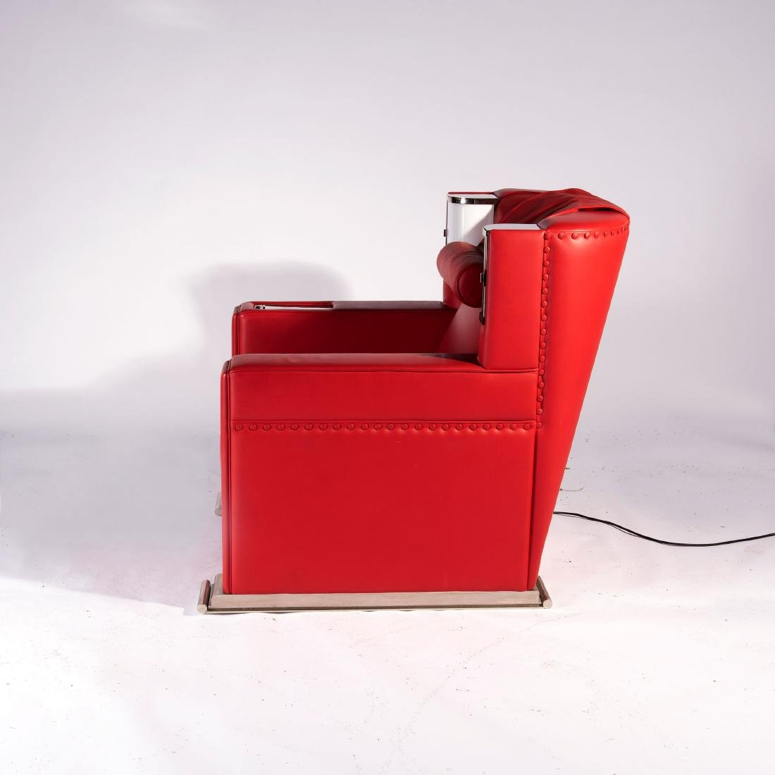 'Red comfortable chair', 1931 - 5