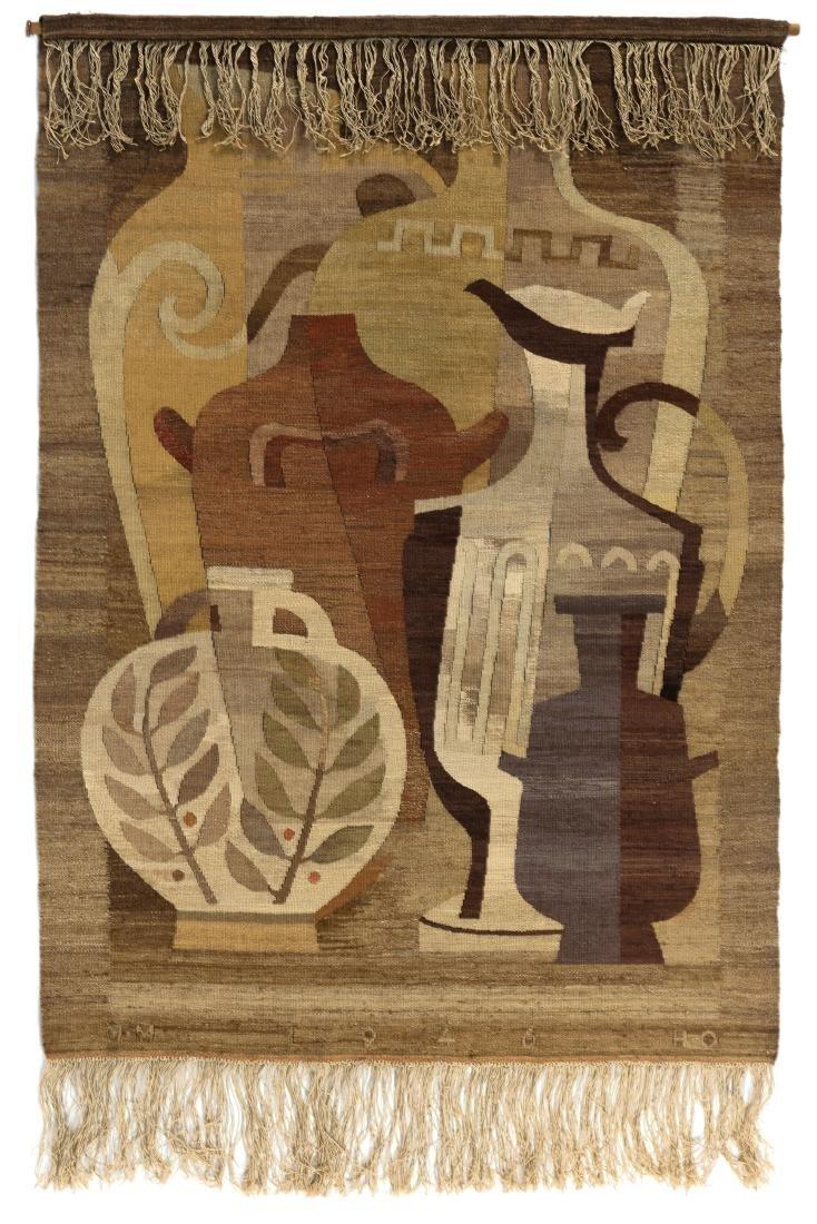 'Still Life' tapestry, 1946