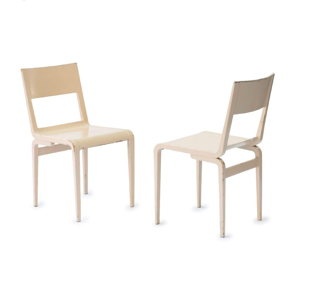 Two '50642' - 'Menzel' chairs, 1959/51