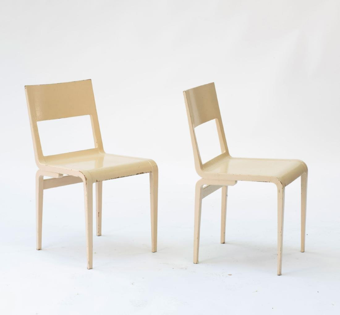 Two '50642' - 'Menzel' chairs, 1959/51 - 2