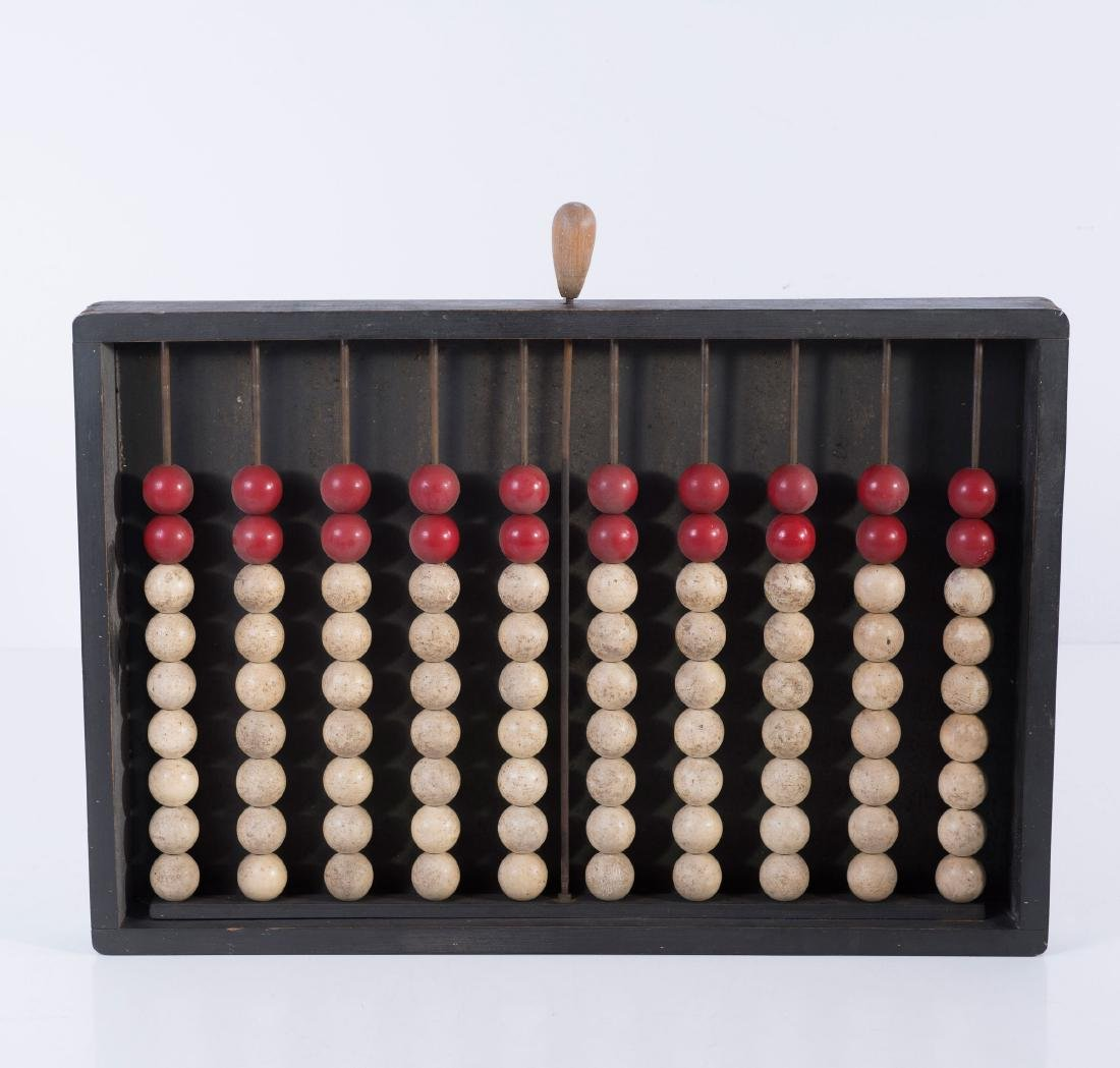 Abacus, 1950s - 2