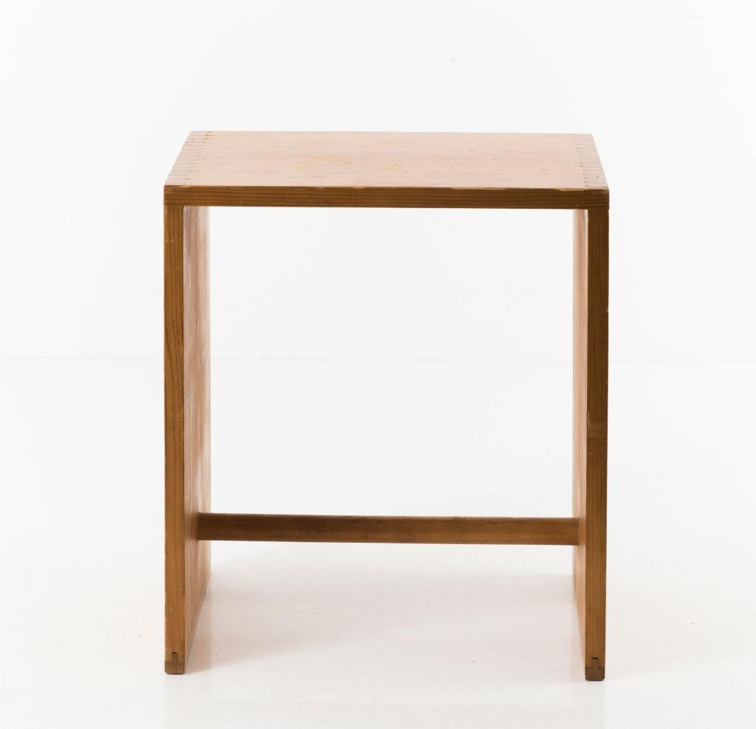 'Ulm stool', 1953 - 2