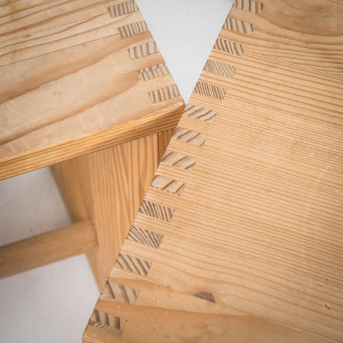 Four 'Ulm stools', 1953 - 3