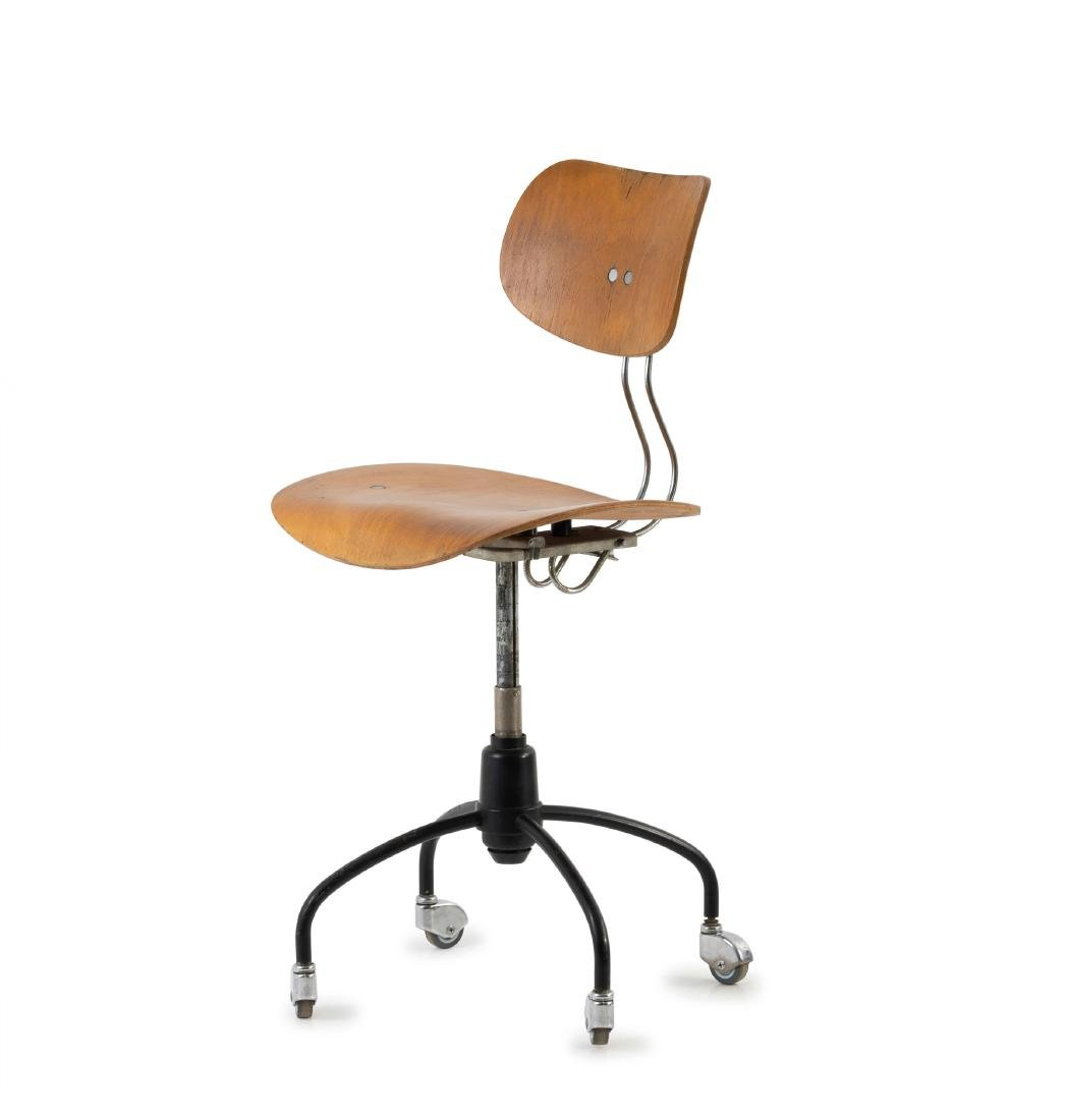 'SE 40 R' desk chair, 1953/54