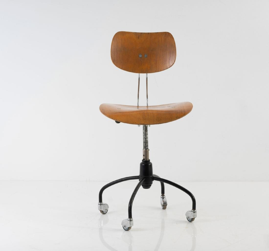 'SE 40 R' desk chair, 1953/54 - 3