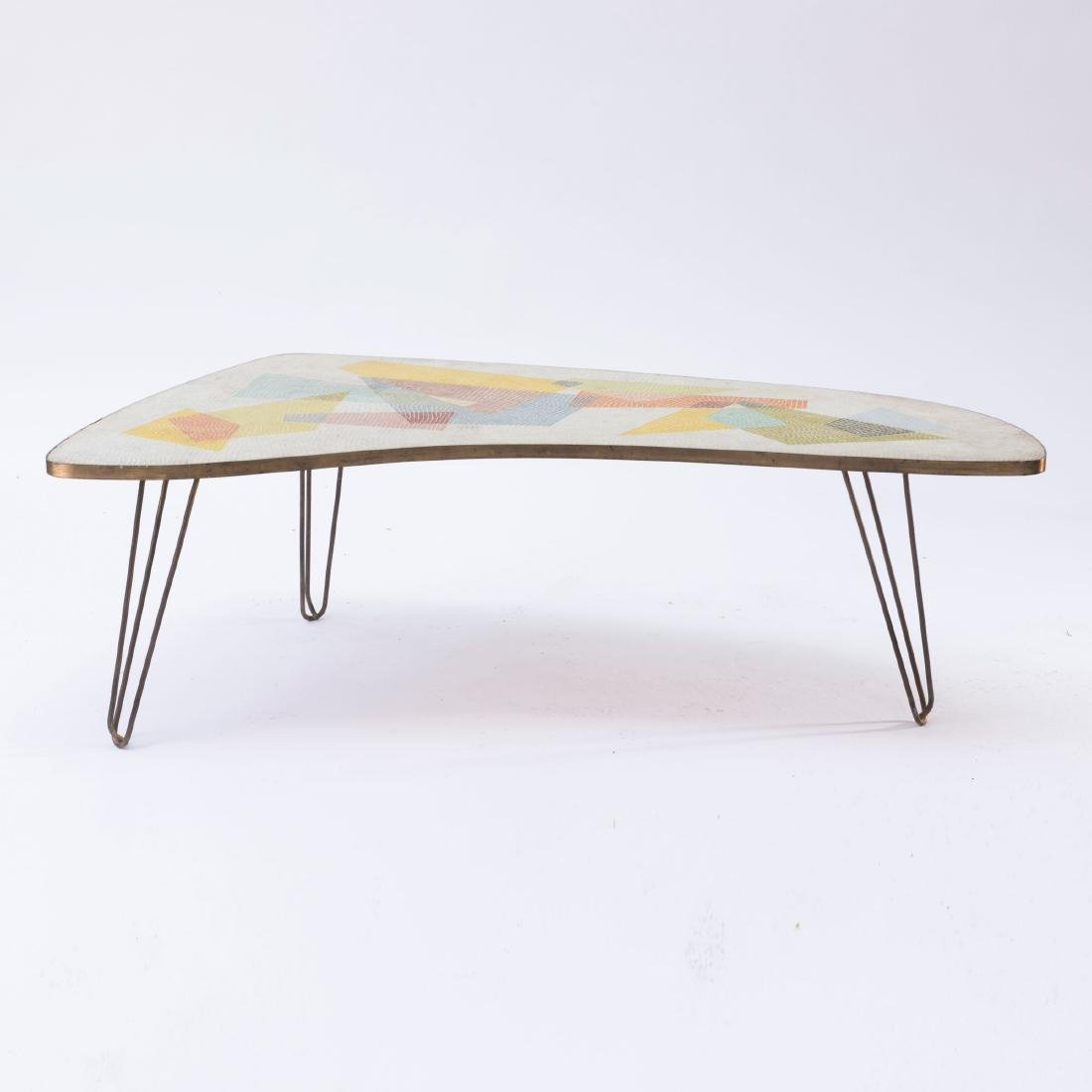 Mosaic table, c. 1953 - 2