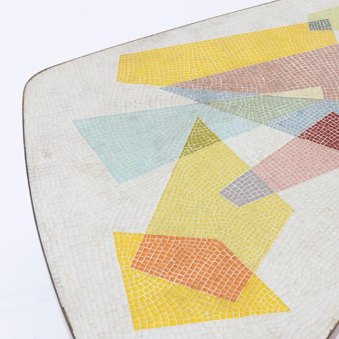 Mosaic table, c. 1953 - 3