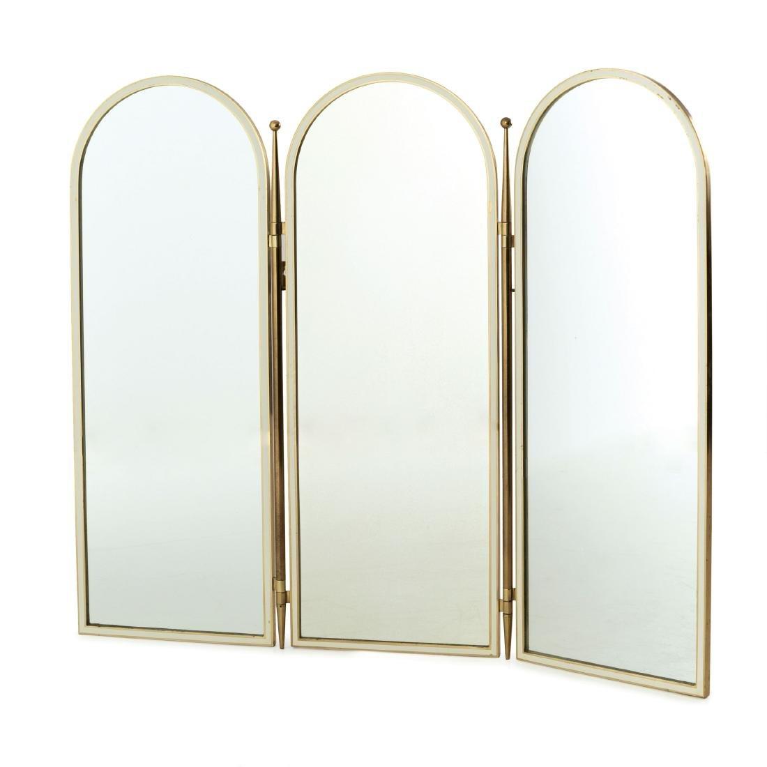 Three-piece mirror, c. 1953