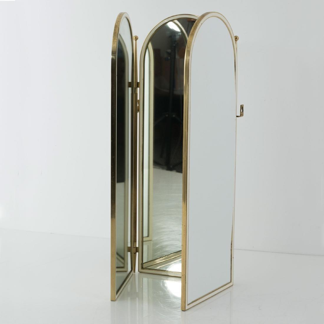 Three-piece mirror, c. 1953 - 2