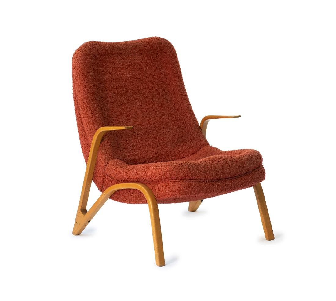 Easy chair, c. 1955