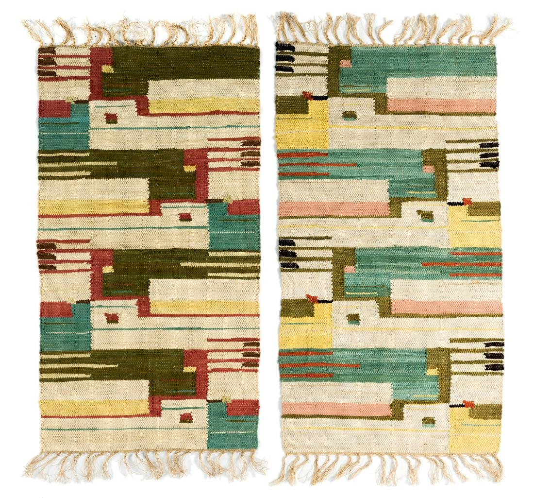 Two carpets, c. 1955