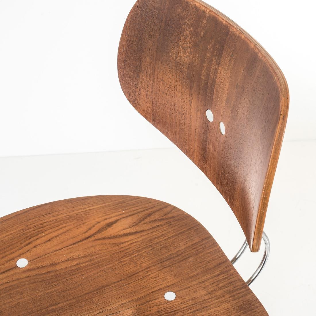 'SE 140R' desk chair, 1957 - 4