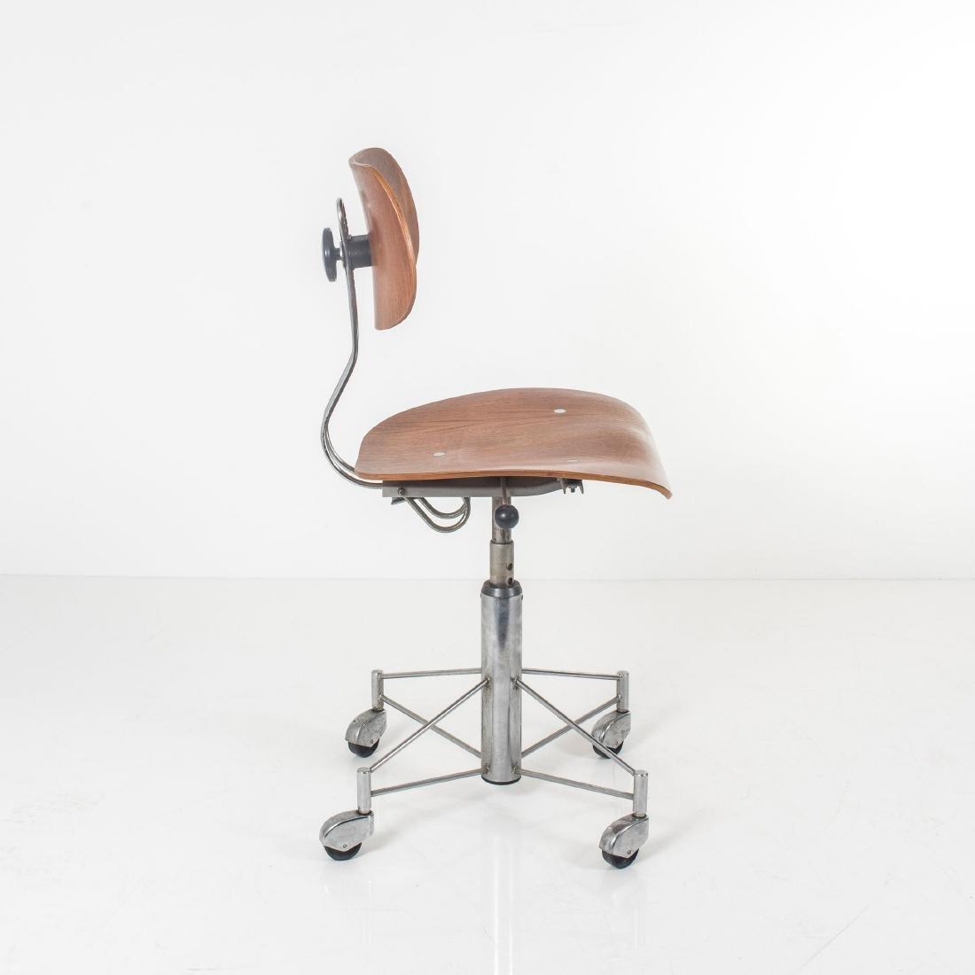 'SE 140R' desk chair, 1957 - 5